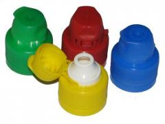 Cover plastic Sport Cap