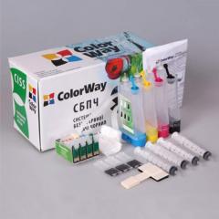 СНПЧ Epson S22/SX125/130 ColorWay