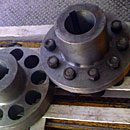 Semi-couplings for pumps TsNS