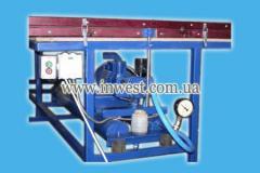 Vacuum press (press vacuum)