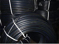 Water pipes from PE-80/100 brand polyethylene. For