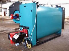 Copper steel water-heating KCB-0,63 of