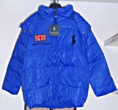 Куртка для мальчика Polo