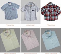 Shirts for boys of CASUAL TM BoGi