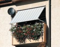 Балконная маркиза «Italia».