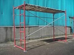 Bricklayer's scaffold