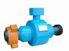 Flowmeters for flows with a high pressure