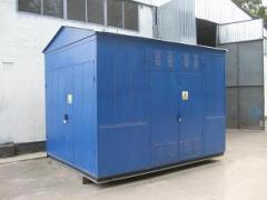 Комплектные трансформаторные подстанции КТП 6 – 10