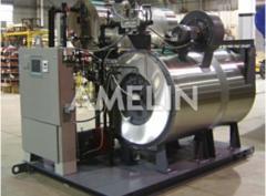 Industrial steam generators.