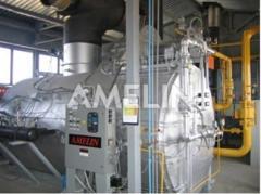 Boilers, (heatgenerators) of AMELIN.