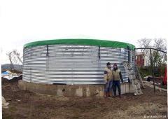 Cisterne și containere de depozitare a apei