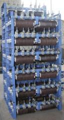 Блоки резисторов и сопротивлений