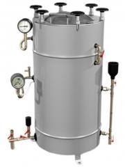 Sterilizer of steam BK-75-01
