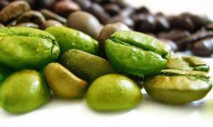 Кофе зелёный|Зелёный кофе Молотый