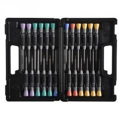 Set of precision screwdrivers, Bahco 24 piece