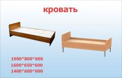 Furniture for hotels, furniture for recreation