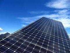 Энергосберегающие солнечные батареи.