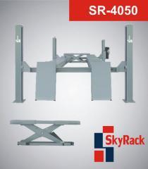 Automobile four-rack SR-4050 SkyRack Great Britain