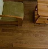 Solid oak flooring. Character. 80mm wide