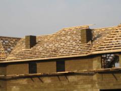 Построить крышу
