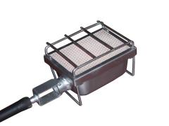 Горелка инфракрасного излучения на сжиженном газе