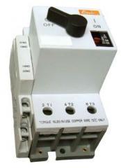 Оборудование защиты от импульсных перенапряжений.