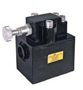Гидроклапаны редукционные встраиваемые типа МКРВ-М