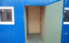 Change house for builders