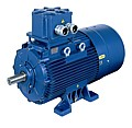 Explosion-proof motors Series A cast iron 280 ÷