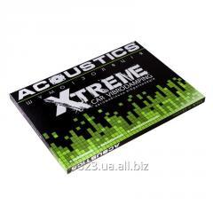 Виброизоляция Xtreme 4.0 мм 500х700