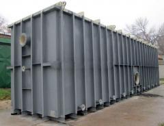 Контейнеры для перевозки жидких грузов,