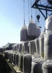 The calcinated ammonium nitrate