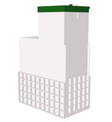 Устройство автономной канализации ТОПАС-10 Long ПрУс, Станции канализационные, Станции канализационные купить, Станции канализационные Луцк