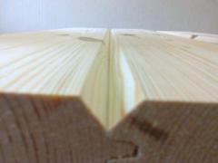 Фальш-брус (имитация бруса) Сорт С