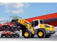 Loaders on the basis of the Liebherr L 538 2plus1