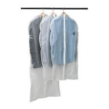 Covers polyethylene for clothes