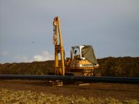 Equipment and equipment for earthwork operations