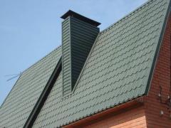Покрыть крышу
