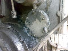 Priming diesel pump
