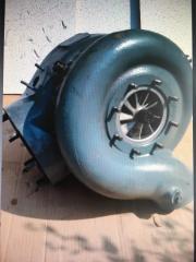 TK-18 turbocompressor (kap.ry.)