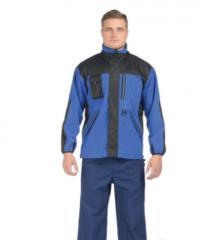 Куртка Майстер т-синя/чорна