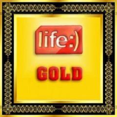 063-169-63-63 красивый-золотой-номер-лайф