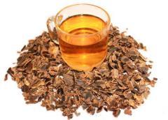 Kerob with green tea