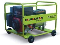 Генератор бензиновый DJ 70 BS-M - DJ 100 BS-ME