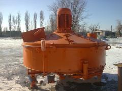 SB-138 BM concrete mixer