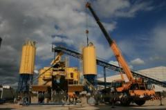 Concrete plant SB-145-4