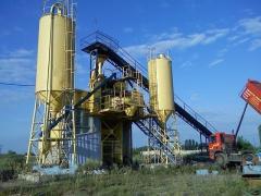 Concrete plant SB-145 (sale)