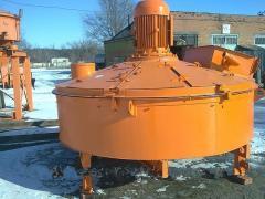 SATURDAY rotor concrete mixer 146-A