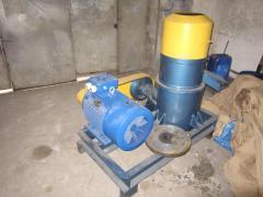 Granulator KL400 350-500 of kg/h of TM of