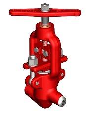 The valve regulating 584-10-0